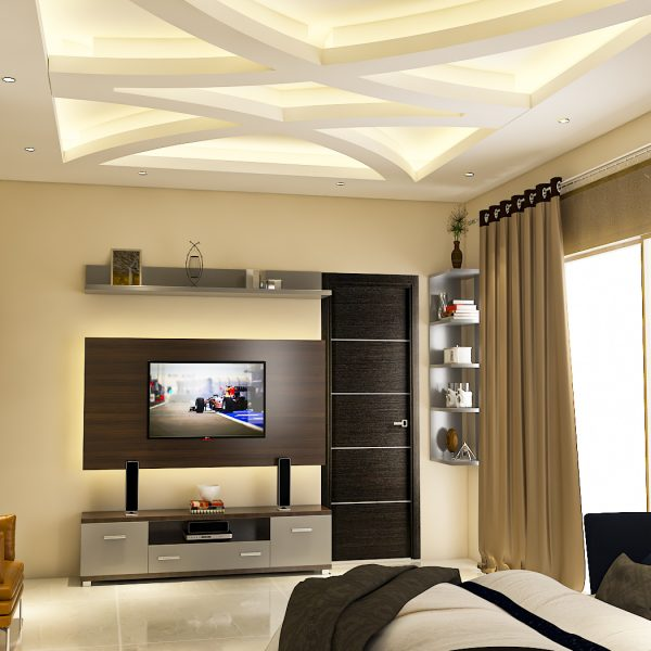 update interior Master bed
