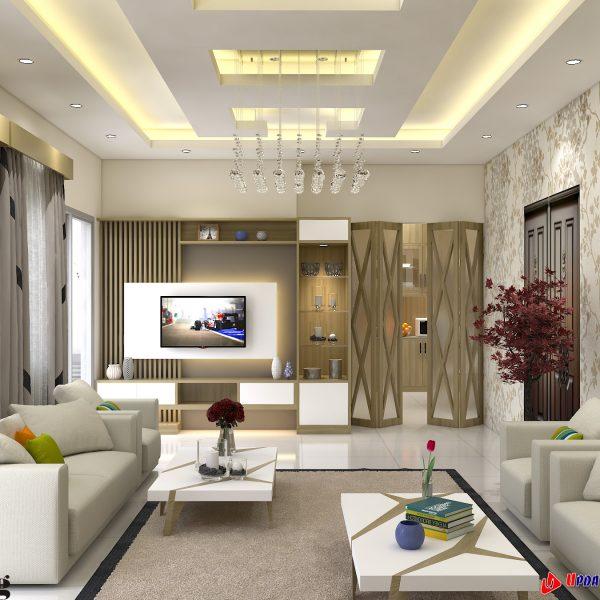 update interior living room