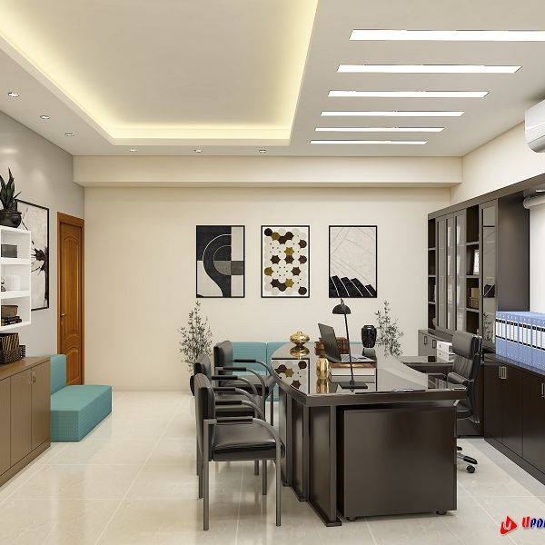 update interior office
