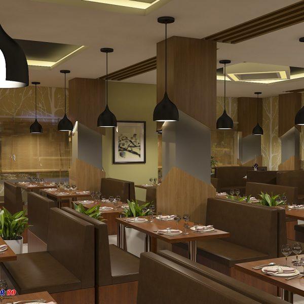 update interior restaurant